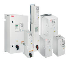 ABB Presents ACH580 HVAC Drives with HVAC Functionality