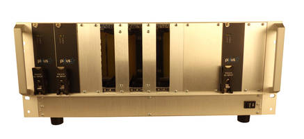 Pixus Offers 4U OpenVPX Chassis in Bottom-to-Top Configuration