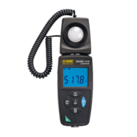New Model 1110 Lightmeter Provides USB and Bluetooth Connection