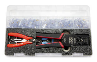 Platinum Tools® Announces New EXO Termination Kits at 2019 ISE; Now Available