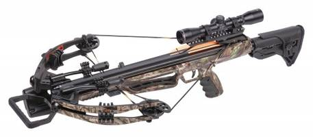 CenterPoint Introduces New Line of Crossbows at The 2019 ATA Show in Booth # 733