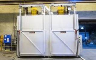 Wisconsin Oven Ships Dual Chamber Die Heating Furnace to Automotive Industry
