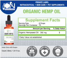 Ion Fulfillment Adding Private Label CBD Supplements in 2019