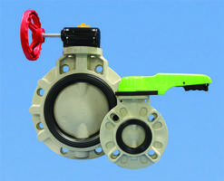 Asahi/America Releases the Type-57AT Butterfly Valve for Plumbing and HVAC Applications