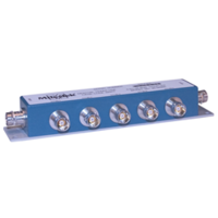 New MIL-STD-1553B Bus Couplers from MilesTek are Available for Mil/Aero and Ground Vehicle Applications