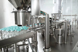 New Filling System Handles Vial Sizes From 2R to 100H