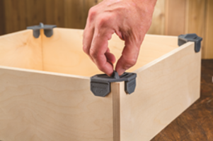 Rockler Expands Clamp-It Assembly Tool Line with 90 Degree Fastening