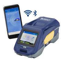 New Mobile Label Printer from Brady On-The-Job Printing