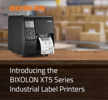 BIXOLON Introduces XT5 Series Industrial Label Printers with Compact Design
