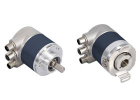 New Encoders Provide up to 16 Bits Per Turn and 14 Bits of Turns Counting