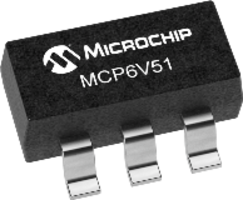 New 45V, Zero-drift Op Amp from Microchip Technology Inc. Features Ultra-High Precision and EMI Filtering