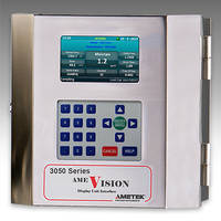 AMETEK Offers 3050 Series Moisture Analyzers That Provide Real-Time Moisture Measurements