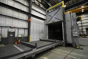 Wisconsin Oven Ships Thermal Clean Oven with Fume Incinerator to the Oil and Gas Industry
