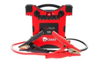 New JUMPBOOSTER JP30 Jump Starter Battery Produces Full 3,000 Peak Cranking Amps