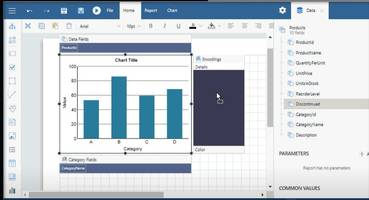 GrapeCity Offers Latest ActiveReports 13 Software with VSDesigner Enhancements