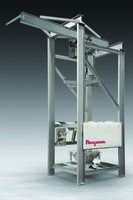 Flexicon Introduces BULK-OUT Bulk Bag Discharger with Stainless Steel Open-Channel Construction