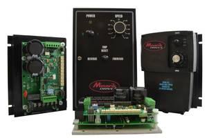 Minarik MDBL Series Motor Controllers with Onboard Trim Pots