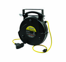New Series LG Cord Reels are Constructed from Impact Resistant Composite Material