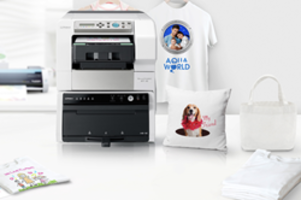 New VersaSTUDIO BT-12 Desktop Printer Allows Printing Directly on Cotton-Based Products