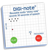 CP Lab Safety Offers DIGI-Note That is Reusable and Rechargeable