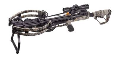 Velocity Outdoor Introduces New CP400 Crossbow with Helicoil technology