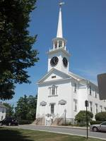 Everlast® Replaces Rotted Wood Siding on First Congregational Church of Shrewsbury