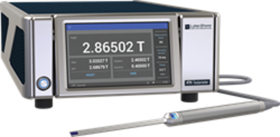 New F41 and F71 Teslameters are Offered with TruZero Technology