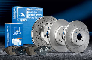 Continental Delivers ATE Brake Pads and Rotors with Exceptional European Coverage