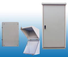 Intertec Offers Type 4X Certified Enclosures and Cabinets for Use in Harsh Environments