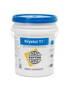New Krystol T1 Concrete Waterproofing Product That Eliminates the Need of Paint Over the Surface