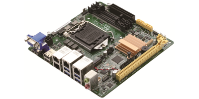 AAEON Releases MIX-H310A1 Motherboard for Use in Graphic-Intensive Systems