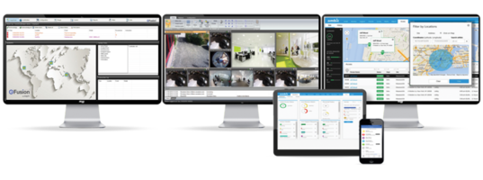 New Maxxess InSite Awareness and Response Coordination System Can Employ Any Combination of Software Modules