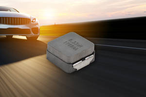 Vishay Releases New Inductors for Reduced DCR, Increased Current Handling