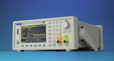 Saelig Introduces AIM-TTi TGF4000 Series Waveform Generators with Sampling Rate of 800MSa/s