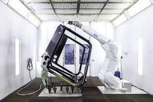 New EcoRP L033 Painting Robot is Designed for Automating Painting Processes