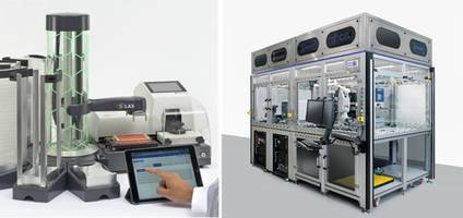 PAA Offers S-LAB Automated Plate Handler That Can Handle Lidded Microplates