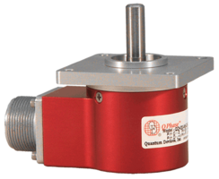 New Model QDH20 Optical Encoder Offers a Frequency Response of 500 kHz