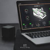 Latest e-Nizing.io Platform Visualizes the Status of the Machines