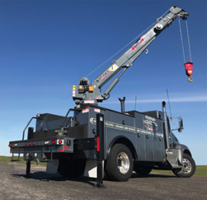 Latest VLC Crane Safety Management System Features Wireless or CAN Communication