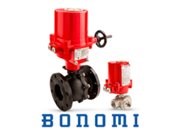 Bonomi's New EAX Series Actuators Offer a Wide Range of Torque Outputs
