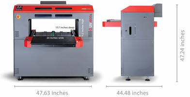 Latest iUV600s and iUV1200s Printers Eliminate the Need for Tapes or Adhesives