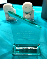 Triple W Receives IHS Markit Innovation Award for DFree at International CES 2019