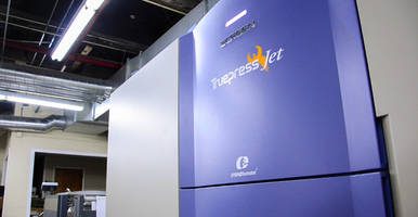 SCREEN Truepress Jet520S is The Right Kind of Equipment for Versatile, One-stop Solutions Provider, Envelopes & Forms, Inc.