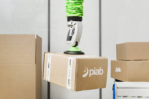 New piLIFT SMART Vacuum Lifters for Industry 4.0 Applications