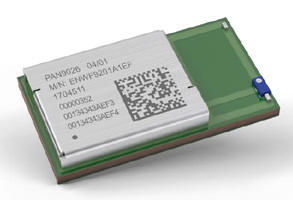Future Electronics Offers PAN9026 Series Wireless Modules with Integrated Bluetooth BR/EDR/LE