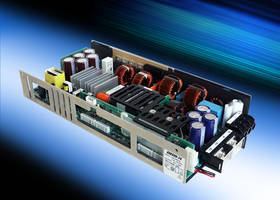 New GXE600 Programmable AC-DC Power Supplies Help in Remote Preventive Maintenance
