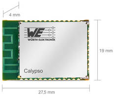 New Calypso Wi-Fi Module Comes with Integrated TCP/IP Stack