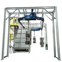 Spinner Hanger Shot Blasting Machines Delivered by Sinto America