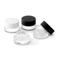 Qosmedix Offers New Collection of Glass Jars for Sampling and Packaging of Product Formulas
