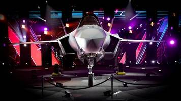 Lockheed Martin and Royal Netherlands Air Force Celebrate Rollout of The First Dutch Operational F-35